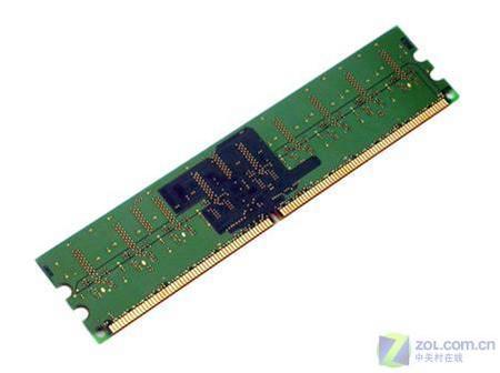 做工扎实 512M现代原厂DDR2内存评测
