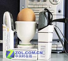 手机惊曝最新功能!65分钟将生鸡蛋煮熟
