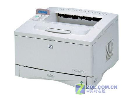 惠普A3黑白激光打印机 5200惊喜上市