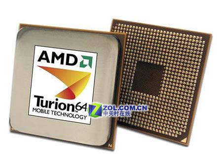 AMD Turion 64 X2样品图