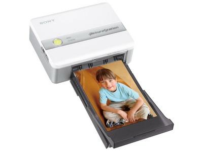 索尼发布廉价超小打印机 不足1000元
