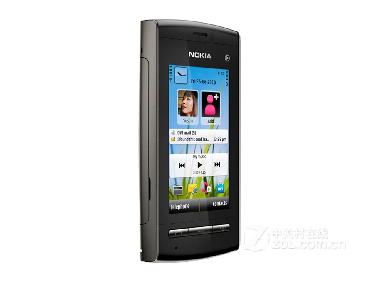 诺基亚5250屏幕大小_手机界面图 36张 整体外观图 8张 机身细节图 20张 配件及其他 10张