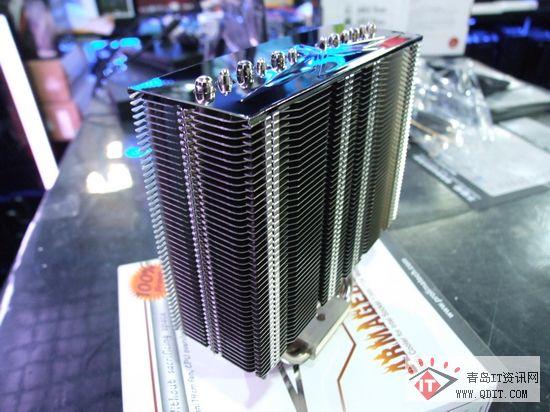 散热器中的双子塔 采融armageddon到货550元