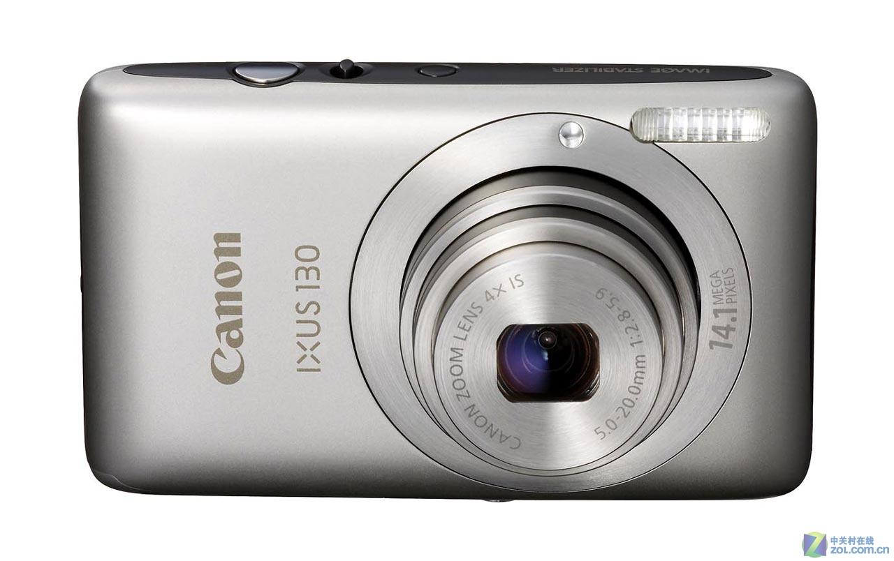 佳能sx130 is_28mm广角卡片 佳能IXUS130优惠价1703元-佳能 SX130 IS_大同数码相机 ...