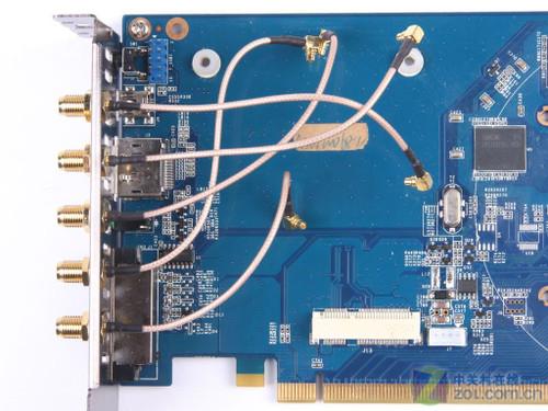 无线模块预留显卡PCB