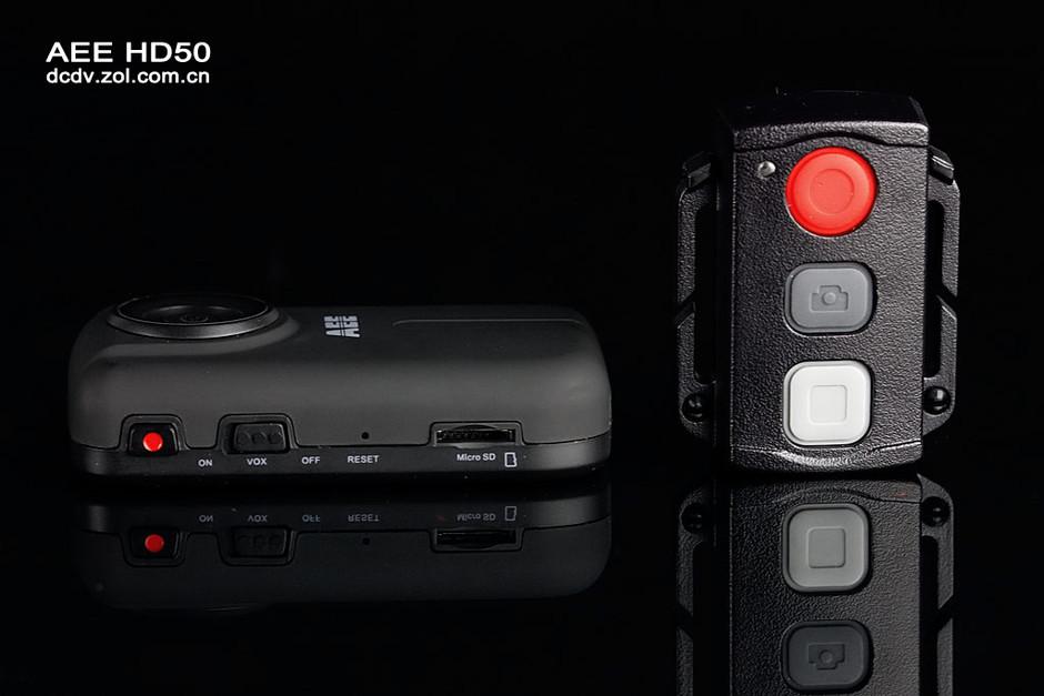 hd50机身及无线遥控器