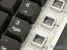 摆脱办公室噪音 日本无声USB键盘问世