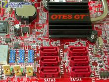 不计成本超频首选 升技NF590-SLI到货