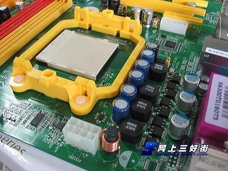 捷波K9NAG供电模块