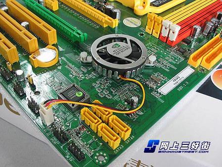 捷波K9NAG磁盘接口
