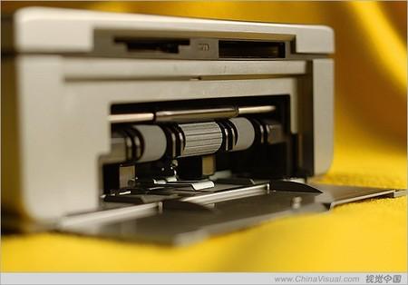 留精彩 三星2040照片打印机疾速体验