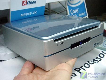 迷你PC性能保障 顶级Core DuoT2700发售