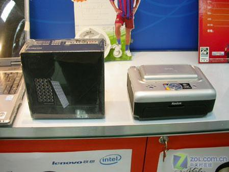 打印机和遥控器