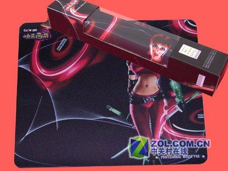 ATI 美女ruby 限量版鼠标垫闪亮登场