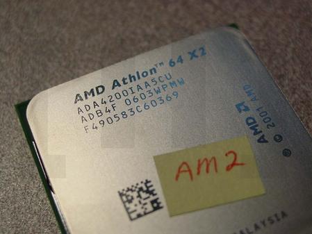 轻松上2.7GHz!AM2版X2 4200+超频测试