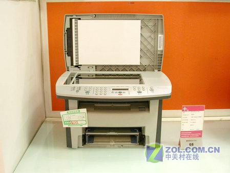 【图】hp laserjet 3055平板扫描