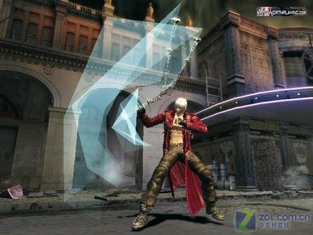 鬼泣3 特别版  《鬼泣3 特别版》是PS2知名动作游戏《鬼...