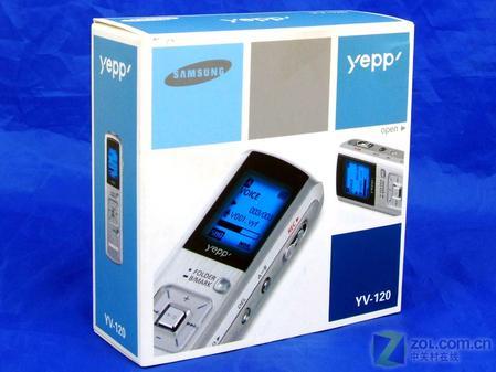 三星 YV-120包装盒