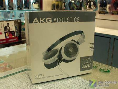 挑战森海塞尔PX200 AKG新品K27i上市