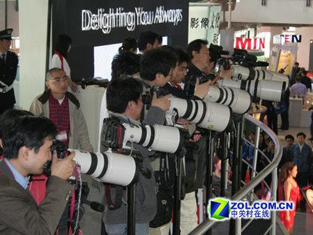 应对不同需要 佳能热销数码相机导购