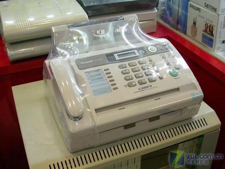 不足2000元 松下313CN激光传真机到货