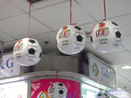 【图】卖商品也受到世界杯影响