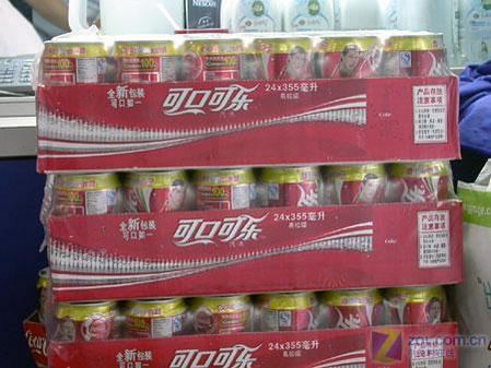 【图】买就送可乐