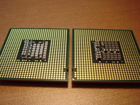 对抗4X4 英特尔将年内发布四核处理器