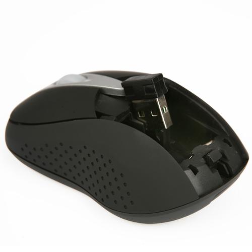 汽车后箱的灵感设计 吉星012无线鼠标