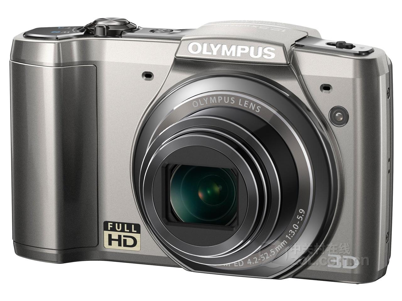 产品水彩手绘相机