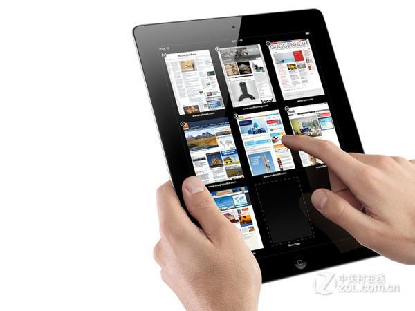 性能优秀 苹果ipad2(3g/16gb)售4570元