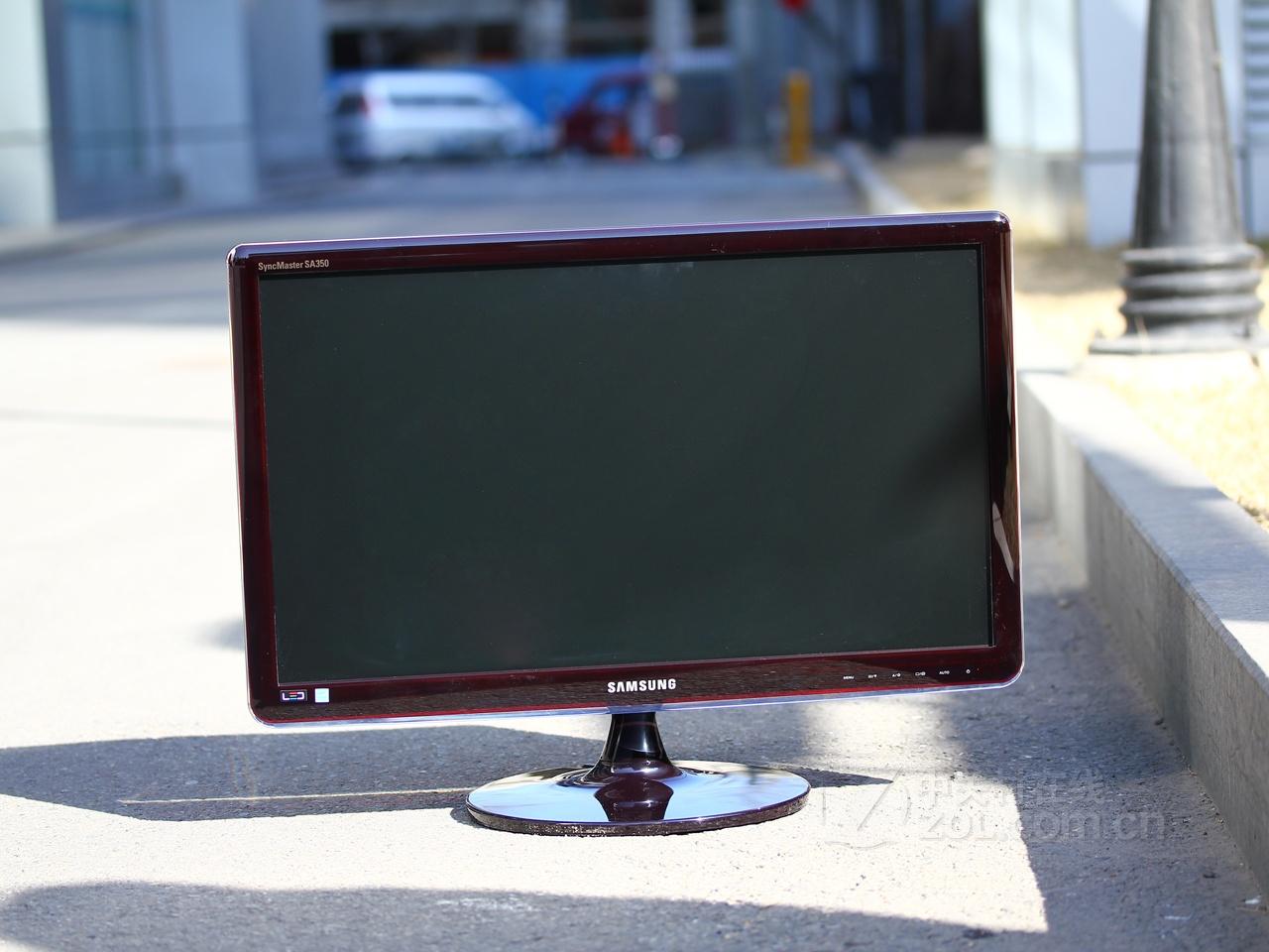 三星 唯美 山西/三星S24A350H液晶显示器的外观