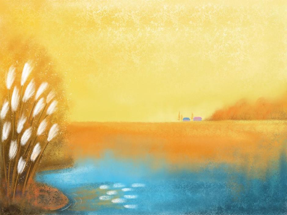 ipad2壁纸:唯美童话清新夏日风系列-第12页