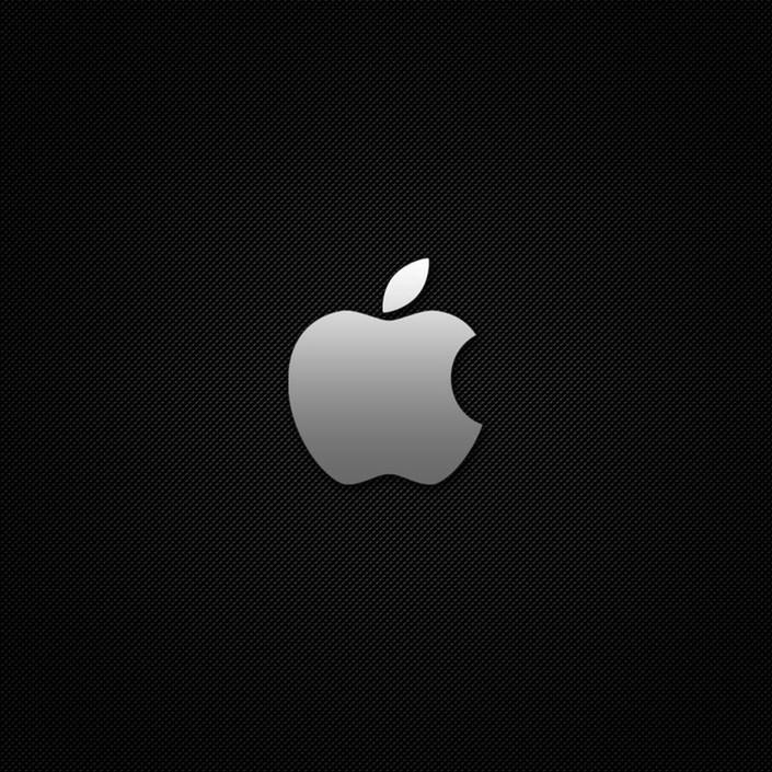 苹果logo创意壁纸 for ipad图片