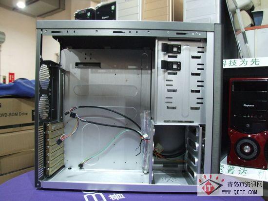 散热超给力 海铝a380-100全铝机箱售价599