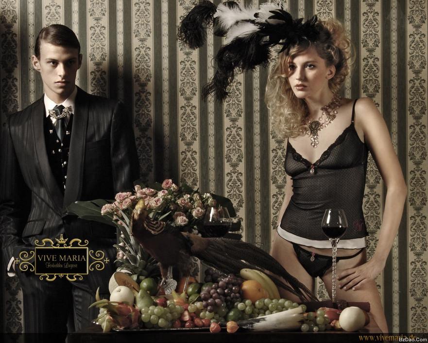时尚奢侈著名品牌内衣包包壁纸集[图]-第5页