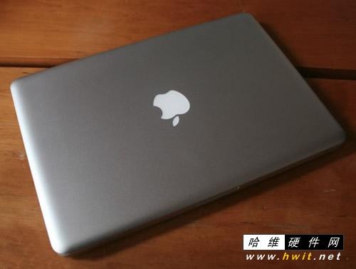 苹果macbook pro(mc700ch/a)外观