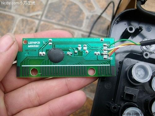 何来的神马神器键鼠      金手指是指电路板与薄膜电路连接的部分,用