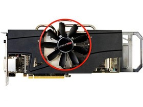 镭风 HD6850 Xstorm 1GB