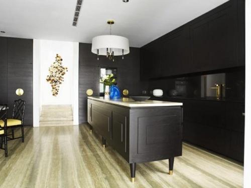 生活新方式 20款开放式厨房餐厅设计(19/20)