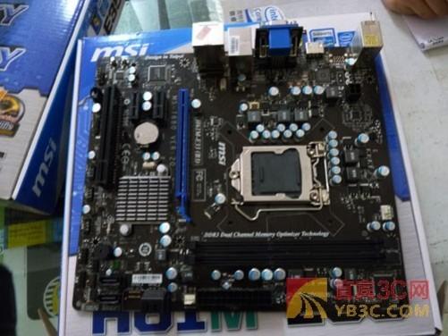 微星h81-e33主板可接m2接口的固太硬盘吗