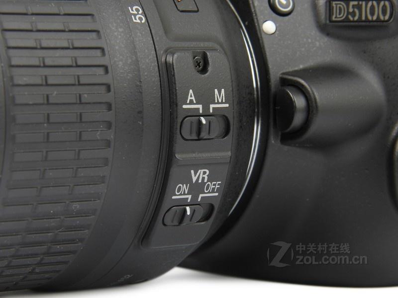 图像处理器成像效果优秀产品大图 尼康 D5100单反单机 1620万像素
