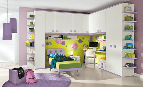 20款儿童房装修设计-第14页