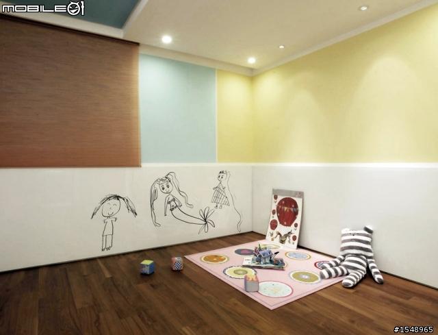 别墅房子家里有小孩玩的图片