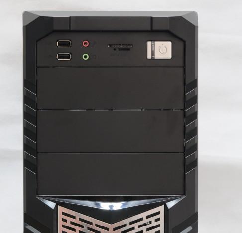 打造自己品牌机 超频三机箱内置读卡器