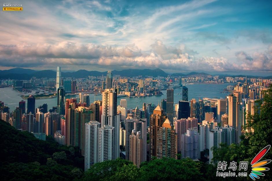 绚丽的东方之珠 —— 香港(360度全景) - 长城 - 长城的博客http://jsxhscc.