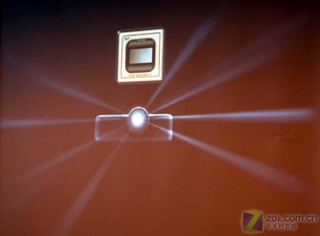 TI出DarkChip3芯片 开口率90%以上