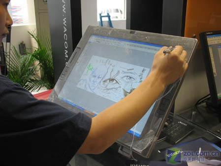wacom手繪板使用