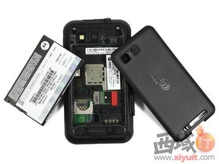 手机中的三防手机 摩托 MB525仅售2080