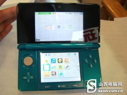 任天堂3ds游戏机特价